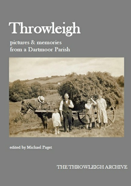 Throwleigh Paget book